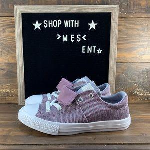 Converse CTAS Maddie OX Girls Shoes